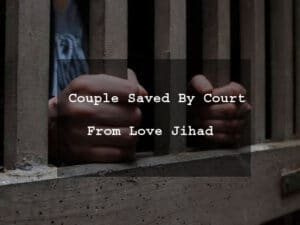 Love-Jihad Ordinance