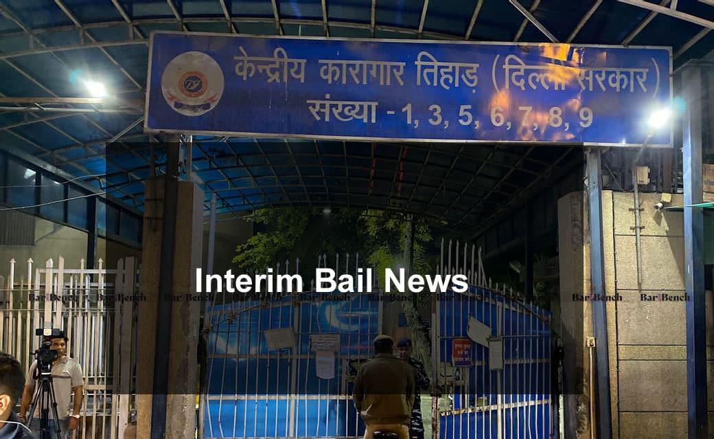 Interim Bail Extension due to COVID 19