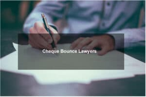 Cheque Bounce Lawyers in Delhi