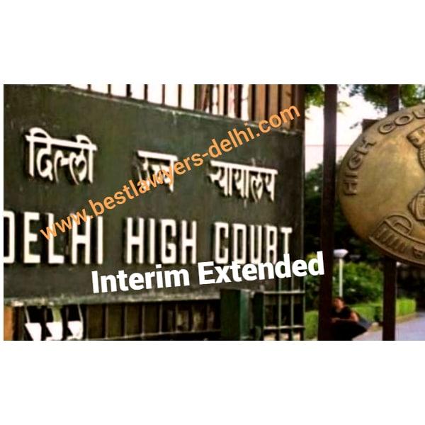 Interim Bail Extended